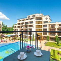 Апартаменты TSB Sunny Victory Apartments балкон