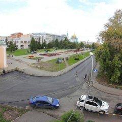 Апартаменты Alpha Apartments Krasniy Put' Омск парковка