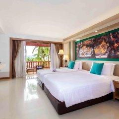 Отель Novotel Phuket Resort комната для гостей фото 2