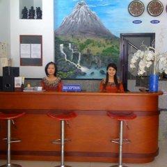 Tommy Hotel Nha Trang интерьер отеля