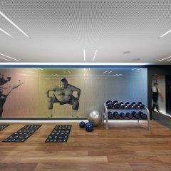 Отель Mandarin Oriental Barcelona фитнесс-зал