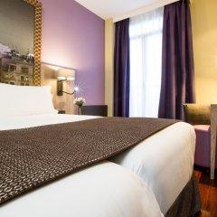 Отель Leonardo Hotel Madrid City Center Испания, Мадрид - 1 отзыв об отеле, цены и фото номеров - забронировать отель Leonardo Hotel Madrid City Center онлайн комната для гостей фото 3