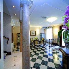 Отель Villa Igea Венеция фитнесс-зал