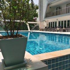 Отель Le Tada Residence Бангкок с домашними животными