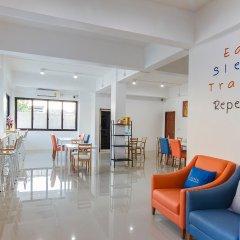 Отель Patch Suvarnabhumi Bangkok Бангкок комната для гостей фото 2