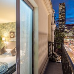 L'Hotel Royal Saint Germain Париж балкон