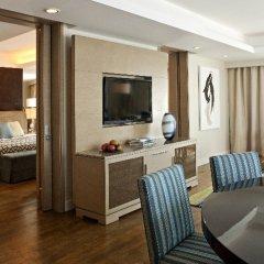 Отель Hilton Capital Grand Abu Dhabi удобства в номере