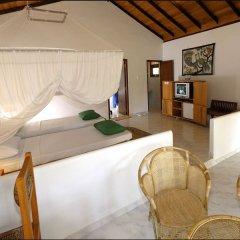 Отель Dalmanuta Gardens Шри-Ланка, Бентота - отзывы, цены и фото номеров - забронировать отель Dalmanuta Gardens онлайн комната для гостей фото 4