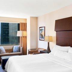 Отель Westin New York Grand Central 4* Семейный номер категории Премиум с двуспальной кроватью фото 2