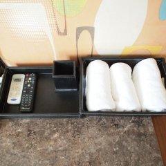 Отель Hostel J Stay Южная Корея, Сеул - отзывы, цены и фото номеров - забронировать отель Hostel J Stay онлайн сейф в номере