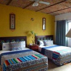 Отель Posada Margaritas комната для гостей