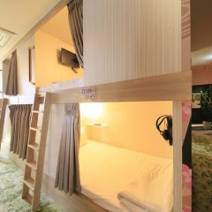 Отель Capsule and Sauna Oriental Япония, Токио - отзывы, цены и фото номеров - забронировать отель Capsule and Sauna Oriental онлайн комната для гостей фото 4