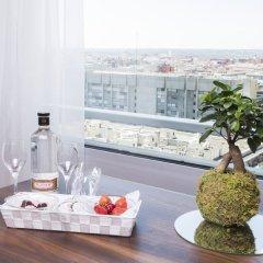 Отель NH Collection Madrid Eurobuilding в номере фото 2