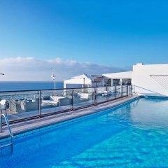 Отель Le Meridien Nice Франция, Ницца - 11 отзывов об отеле, цены и фото номеров - забронировать отель Le Meridien Nice онлайн бассейн фото 3