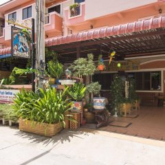 Отель Happys Guesthouse Pattaya Таиланд, Паттайя - отзывы, цены и фото номеров - забронировать отель Happys Guesthouse Pattaya онлайн гостиничный бар