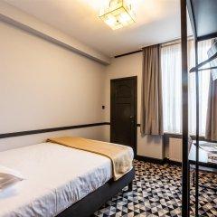 Отель Hôtel des Colonies Бельгия, Брюссель - 8 отзывов об отеле, цены и фото номеров - забронировать отель Hôtel des Colonies онлайн комната для гостей фото 4