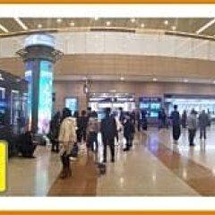 Joyfulstar Hotel Pudong Airport Chenyang спортивное сооружение