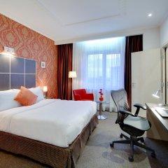 Гостиница Four Elements Perm комната для гостей фото 5