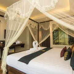 Tanawan Phuket Hotel комната для гостей фото 5