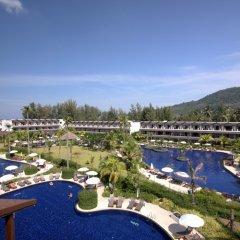 Отель Kamala Beach Resort A Sunprime Resort Пхукет приотельная территория фото 2