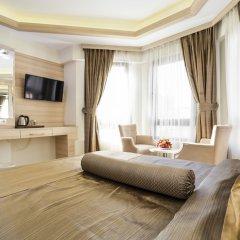 Istanbul Center Hotel комната для гостей фото 2