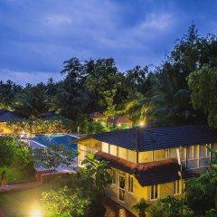 Отель Beleza By The Beach Индия, Гоа - 1 отзыв об отеле, цены и фото номеров - забронировать отель Beleza By The Beach онлайн приотельная территория