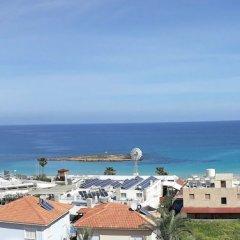 Отель Protaras Plaza Кипр, Протарас - отзывы, цены и фото номеров - забронировать отель Protaras Plaza онлайн пляж