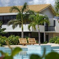 Отель Blue Bay Curacao Golf & Beach Resort бассейн фото 2