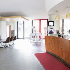 Отель Novotel Suites Berlin City Potsdamer Platz интерьер отеля фото 2