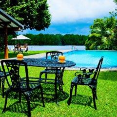 Отель Okvin River Villa бассейн фото 3