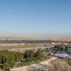 Отель MERCADER Мадрид балкон