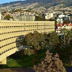 Отель Pestana Casino Park Hotel & Casino Португалия, Фуншал - 1 отзыв об отеле, цены и фото номеров - забронировать отель Pestana Casino Park Hotel & Casino онлайн спортивное сооружение