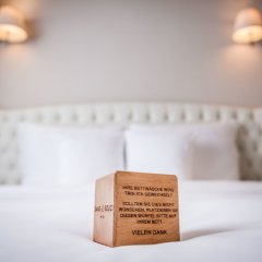 Sans Souci Hotel Вена сейф в номере