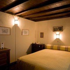 Отель Eremo Delle Grazie Сполето комната для гостей