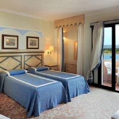 Отель Grand Hotel Smeraldo Beach Италия, Байя-Сардиния - 1 отзыв об отеле, цены и фото номеров - забронировать отель Grand Hotel Smeraldo Beach онлайн комната для гостей фото 2