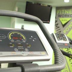Отель Furama City Centre фитнесс-зал фото 3