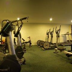 Отель Mike Garden Resort фитнесс-зал фото 3
