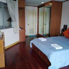 Апартаменты down town apartment near bts station Бангкок комната для гостей фото 3