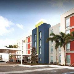 Отель Home2 Suites by Hilton Meridian парковка