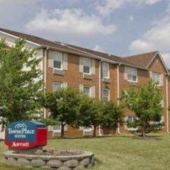 Отель TownePlace Suites by Marriott Indianapolis - Keystone парковка