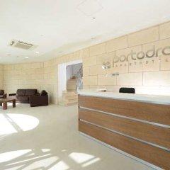Отель Porto Drach Aparthotel интерьер отеля