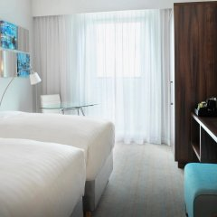 Отель Courtyard by Marriott Amsterdam Arena Atlas Нидерланды, Амстердам - 1 отзыв об отеле, цены и фото номеров - забронировать отель Courtyard by Marriott Amsterdam Arena Atlas онлайн комната для гостей фото 3