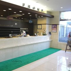Отель Toyoko Inn Gifu-Hashima-Eki Shinkansen Minami-Guchi Хашима интерьер отеля фото 3