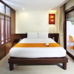 Отель Arinara Bangtao Beach Resort 4* Номер Делюкс с разными типами кроватей фото 6