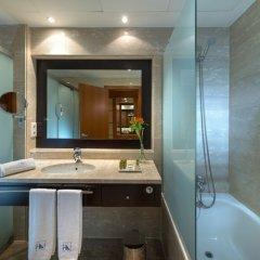 Hesperia Isla De La Toja Hotel ванная
