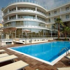 Mediterraneo Palace Hotel Амантея бассейн фото 3