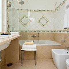 Отель Gatto Bianco Hotel & SPA Италия, Капри - отзывы, цены и фото номеров - забронировать отель Gatto Bianco Hotel & SPA онлайн ванная