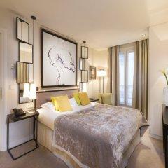 Hotel Balmoral - Champs Elysees комната для гостей фото 14