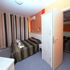 Отель Paros Болгария, Поморие - отзывы, цены и фото номеров - забронировать отель Paros онлайн комната для гостей фото 3