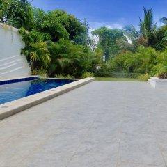 Отель 3 Bedroom Private Pool Villa Flora Таиланд, Самуи - отзывы, цены и фото номеров - забронировать отель 3 Bedroom Private Pool Villa Flora онлайн бассейн